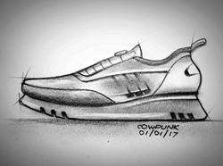 Adidas Running Shoe Concept