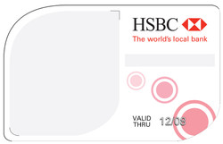HSBC head Start Card 2007 Back