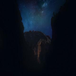 Milky Way Zion National Park 2