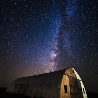 Milky Way Kansas 3