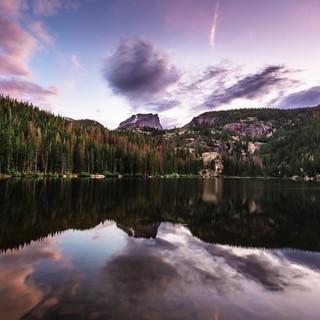 Bear Lake Rocky Mountian National Park