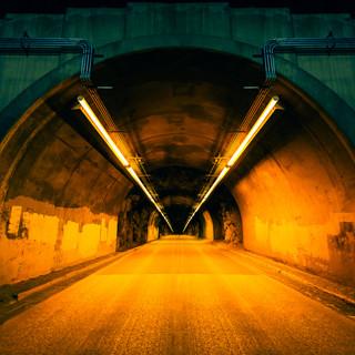 Light Tunnel Wyoming