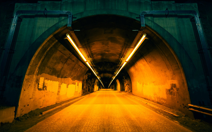 Cody Wyoming Tunnel lights.jpg