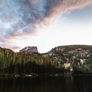 Bear Lake Rocky Mountian National Park 2