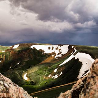 Mountain Top Rocky Mountain National Park 3