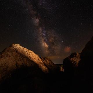 Milky Way Grand Lake Colorado
