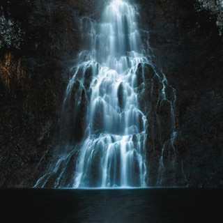 Fairy Waterfall Yellowstone 2