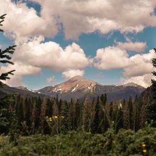 Mountain Top Rocky Mountain National Park