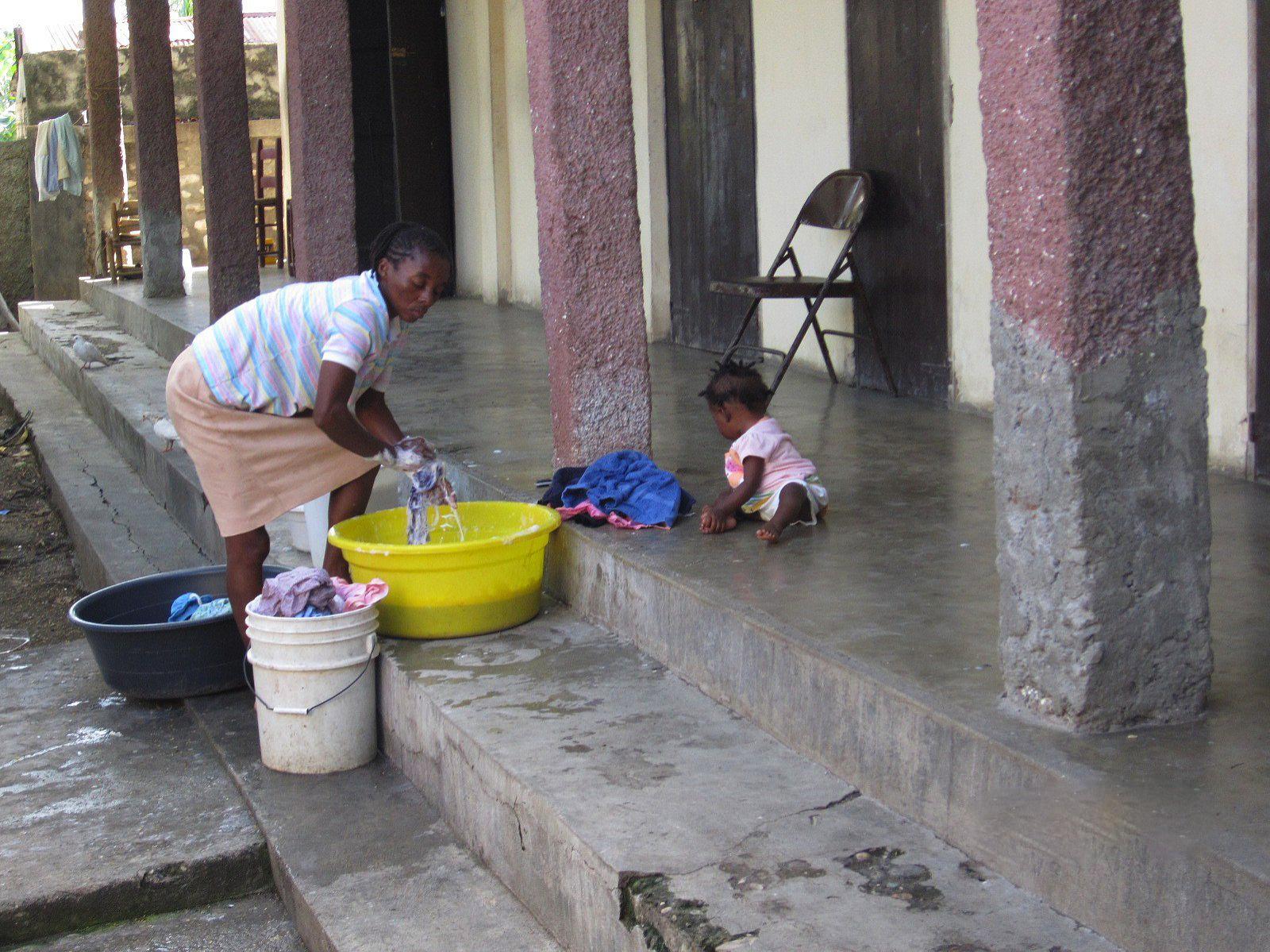 Woman & Child WashingIMG_0242 (1).JPG