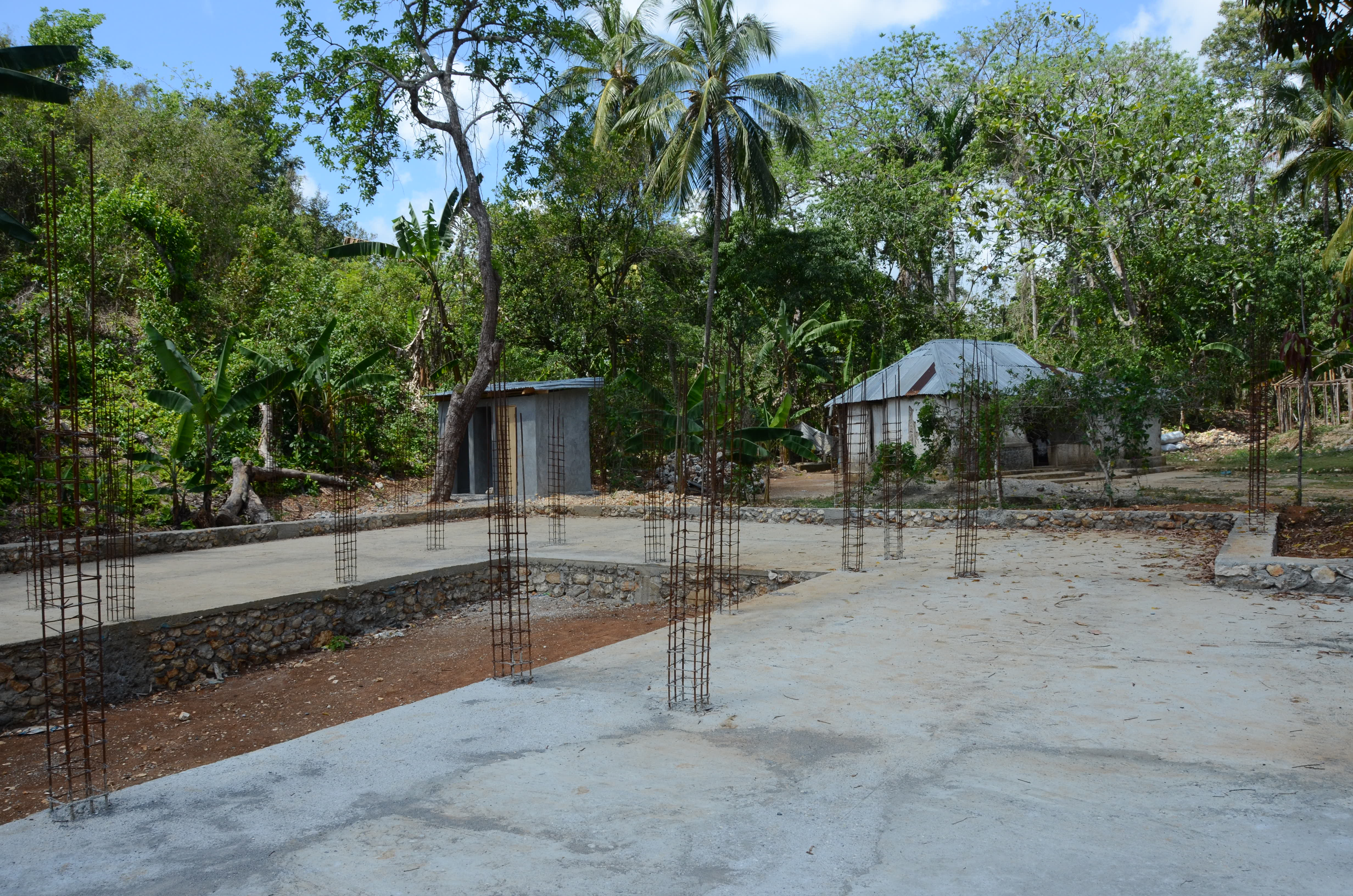 The New School Building Project