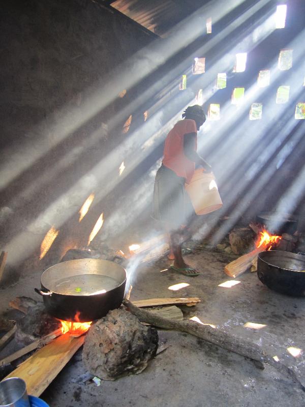 Haiti Hot Lunch Program