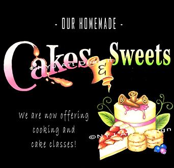 Menus:Cakes