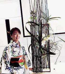 Florist Mikiko