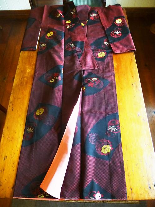 Kimono Black and Red