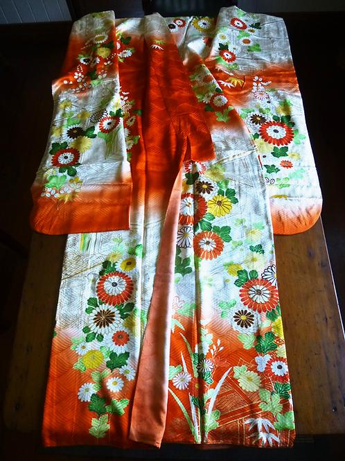 Kimono Chrysanthemum