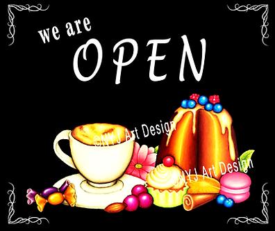 Menus: Open