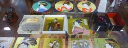 Japanese Kimono ladies