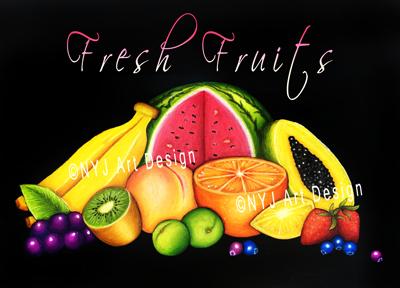 Menus: Fruits
