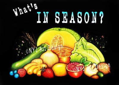 Menus: Season