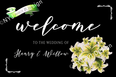 Wedding: Henry and Willow