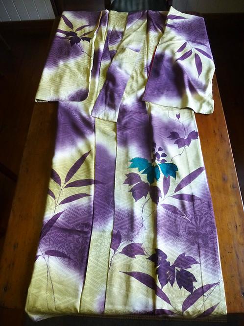 Antique Kimono Kiri