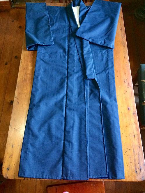 Men's Kimono Blue