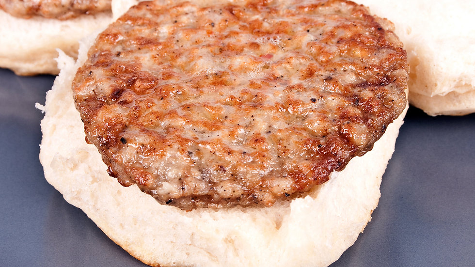 Breakfast Sausage Patty