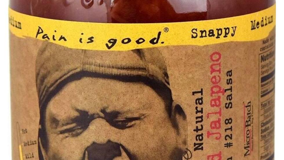 Pain is Good Smoked Jalapeño Salsa