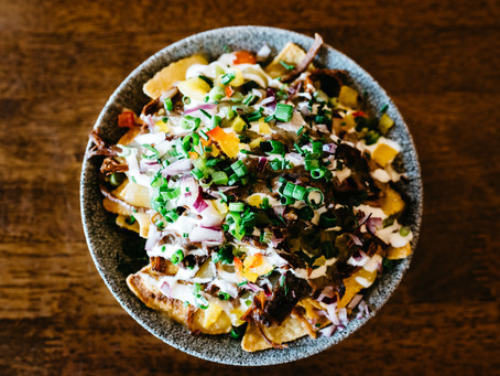 Loaded Nachos - Brisket or Roast