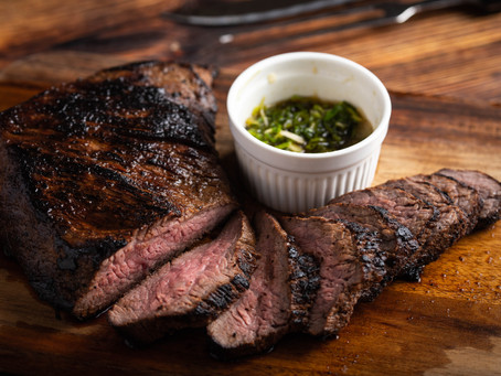 Marinated Tri Tip or Flank Steak