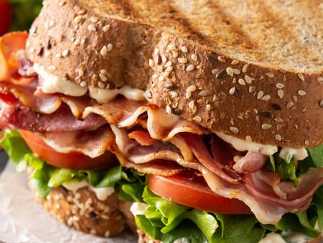 BLT - Fresh Side Bacon