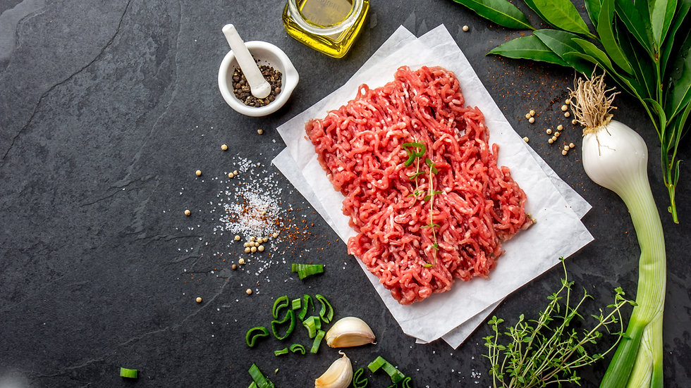 Ground Beef Bundle 50lbs