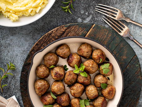 Basic Meatball - Ground Beef