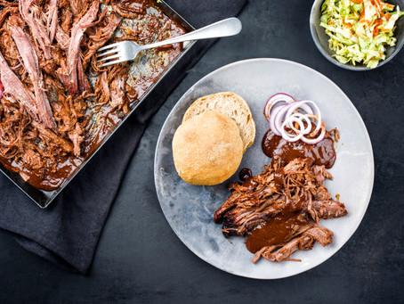 Shredded BBQ Beef - Chuck, Rump or Arm Roast