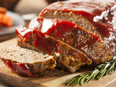 Meat Loaf - Ground Beef
