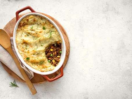 Classic Shepherd's Pie - Ground Beef