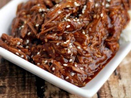 Sesame Beef - Arm Roast
