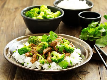 Broccoli Beef - Chuck Roast, Fajita Strips or Flank Steak