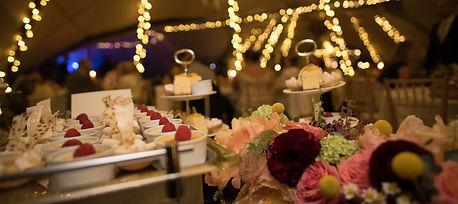 Cookey School Catering Wedding Reception
