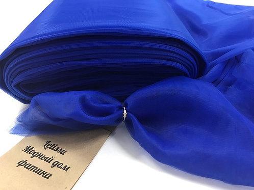 Фатин евро, синий