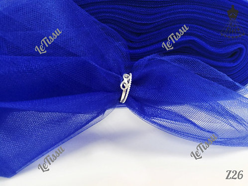 Фатин средней жесткости, синий