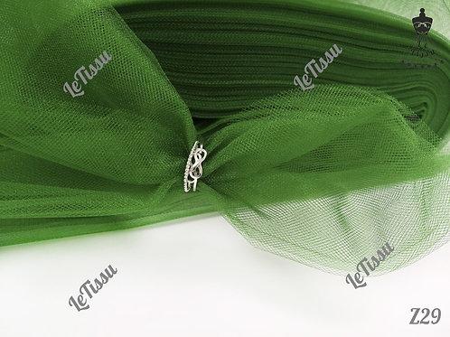 Фатин средней жесткости, зелёный