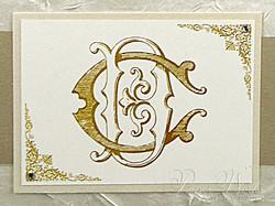 Luxe Wedding Box Invitation