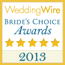 Wedding Wire award 2013