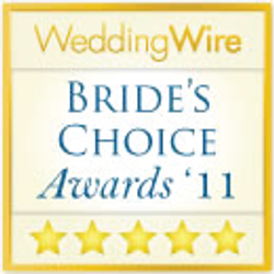 Wedding Wire award 2011