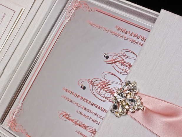 BOXED INVITATIONS