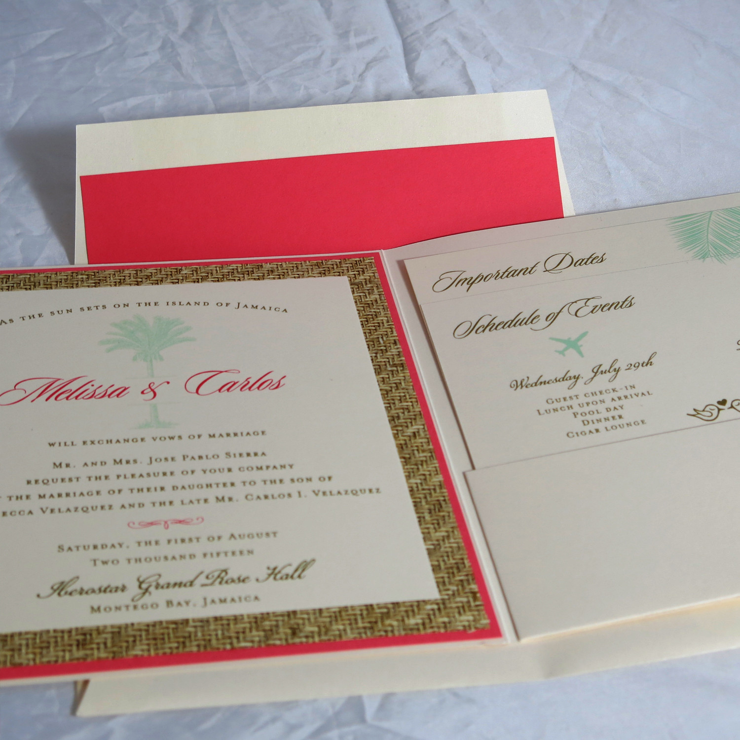 Wedding Invites NJ | United States | Paper Works and Events | Weddings