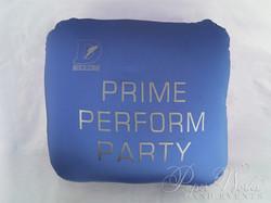 Sports Drink Bottle Label Invitation Microbead Pillow Giveaways 10 paperworksandevents.com