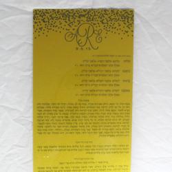 Anika Bat Mitzvah Invite Suite