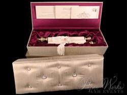 Scroll Wedding Invitation (3)